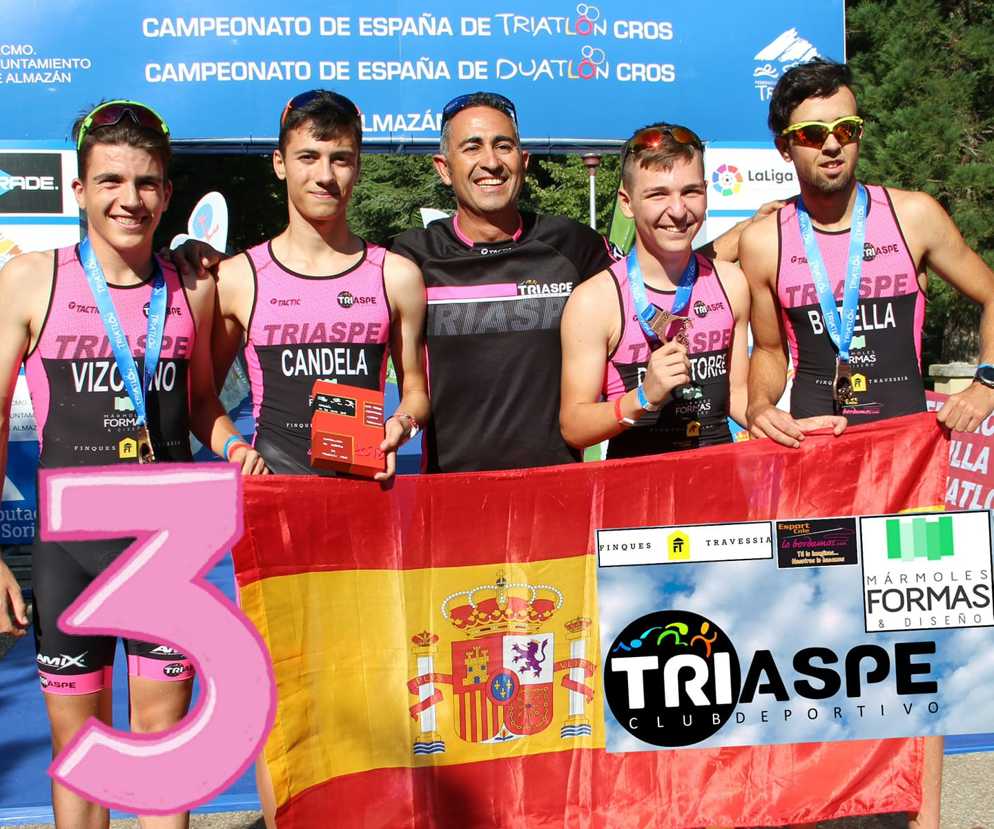 Club Deportivo Triaspe - Aspe (Alicante)